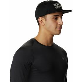 Mountain Hardwear Logo Gorra, negro